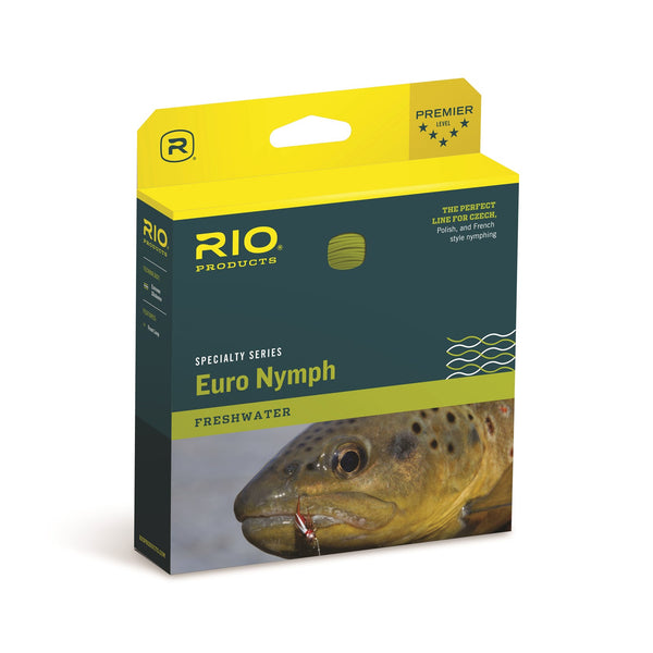 RIO FIPS Euro Nymph Fly Line - Flytackle NZ