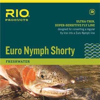 RIO Euro Nymph Shorty Fly Line - Flytackle NZ