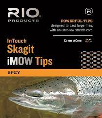 RIO InTouch Skagit iMOW Tips - Flytackle NZ
