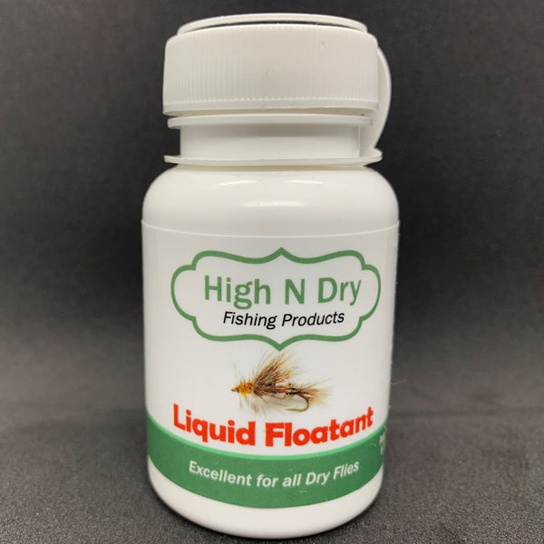 High N Dry Liquid Floatant - Flytackle NZ