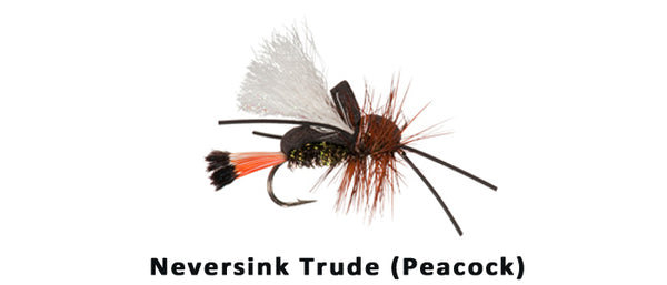 Neversink Trude (peacock) - Flytackle NZ