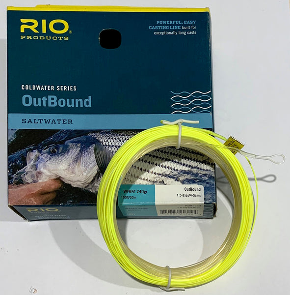 RIO Outbound F/I (Clear inter. head) - Flytackle NZ