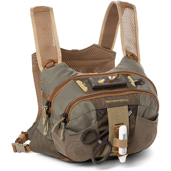 Umpqua Overlook 500 ZS2 Chest Pack Kit