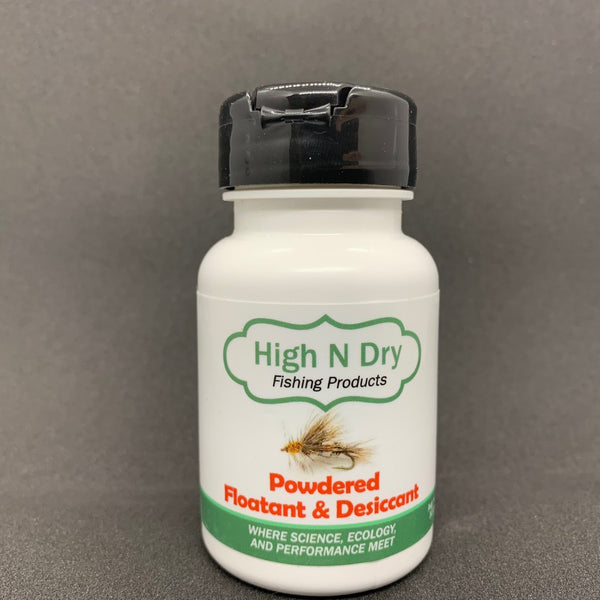 High N Dry Powdered Floatant & Desiccant - Flytackle NZ
