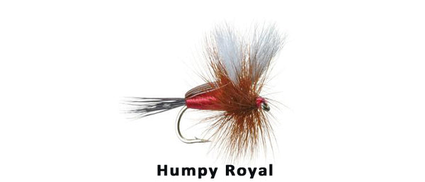 Humpy Royal - Flytackle NZ