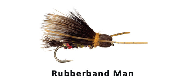 Rubberband Man #8 - Flytackle NZ