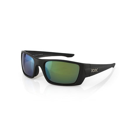TONIC YOURANIUM Green Mirror Sunglasses