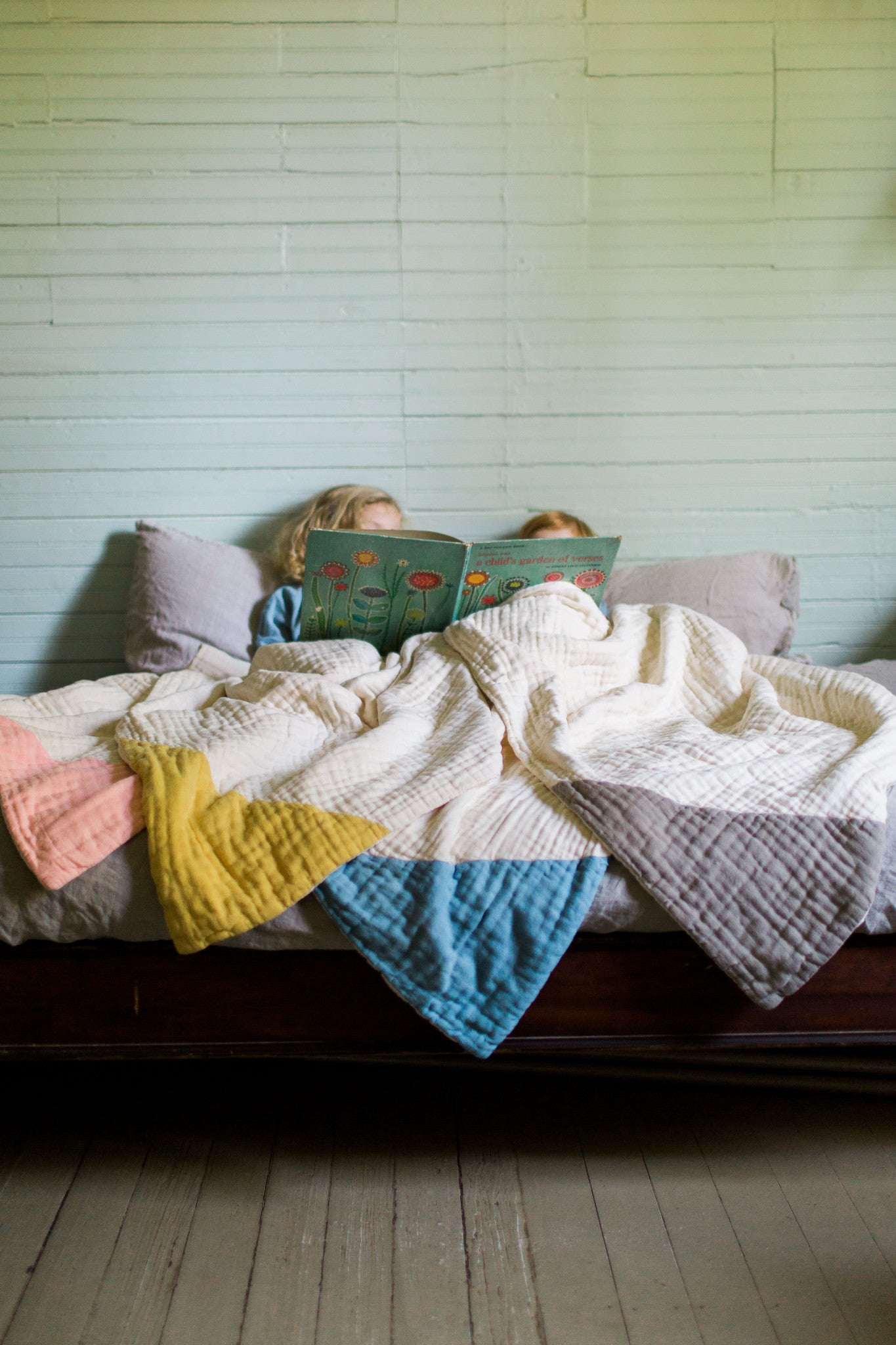 geo heirloom blanket