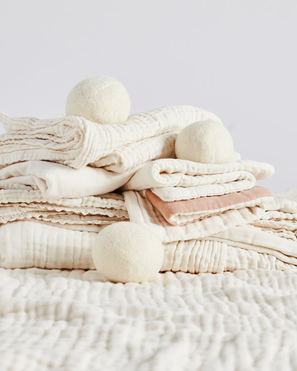 wool dryer balls (on sale)