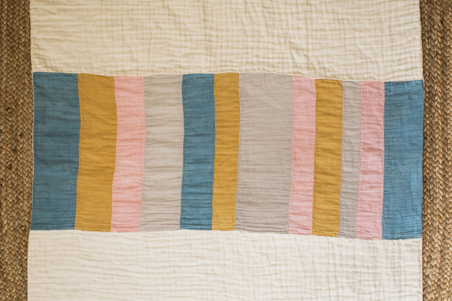 geo heirloom quilt / no. 2