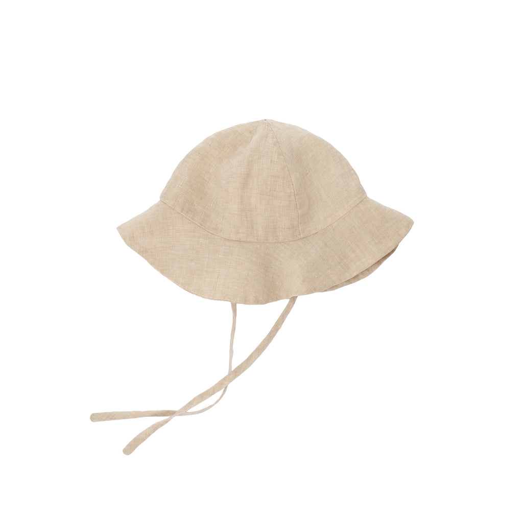 sun hat / wheat