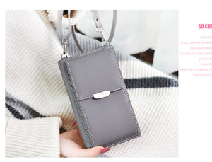 (BUY 2 GET 3 - ONLY This Week) All-In-One Crossbody Phone Bag [Limited Stock]