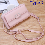 [2020 New Arrival] All-In-One Crossbody Phone Bag (Mother's Day Sale - Buy2 Get 1 FREE)
