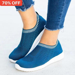 2021 Women's Walking Shoes Sock Sneakers