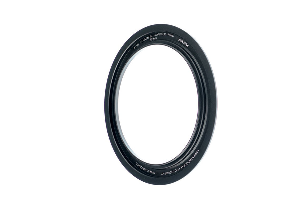 X100 Adaptor Ring 49mm by Breakthrough Filters