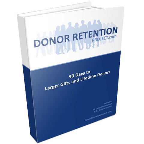Donor Retention Project