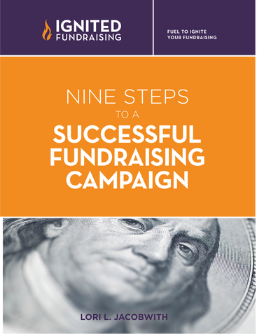 NINE STEPS TO A SUCCESSFUL FUNDRAISING CAMPAIGN