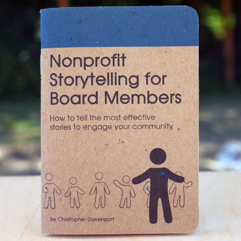Booklets - Nonprofit Storytelling Book Series
