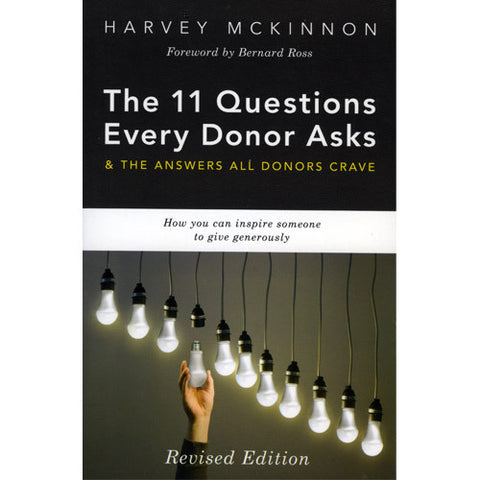 Book - The 11 Questions Every Donor Asks
