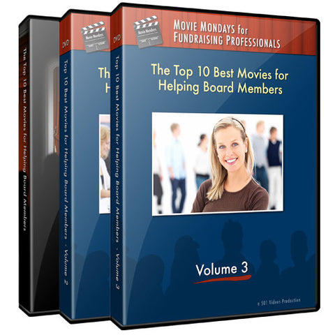 Helping Your Board Members - Volumes 1-3