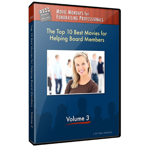 Helping Your Board Members - Volume 3
