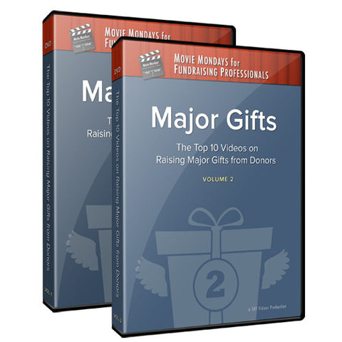 Major Gifts - volume 1 & 2