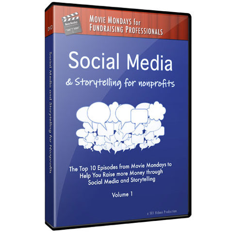Social Media and Storytelling for Nonprofits