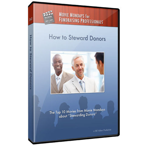 How to Steward Donors