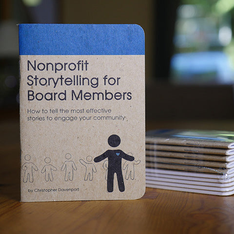 Booklet - Nonprofit Storytelling for Board Members