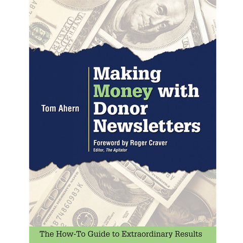 Book - Making Money with Donor Newsletters