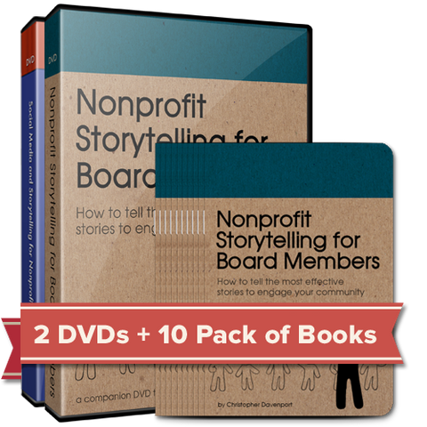 Nonprofit Storytelling for Board Members - Special