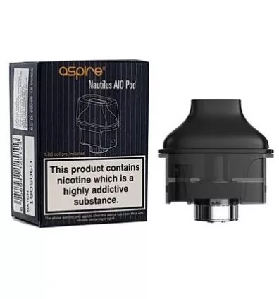 Aspire Nautilus AIO Replacement Pods