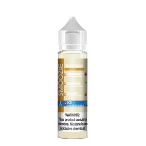 Maui Waui Ice 50ml By Smoozie
