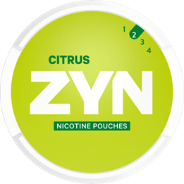ZYN Citrus 3mg Mini Normal