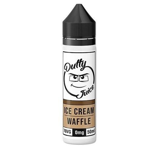 Ice Cream Waffle 50ml by Dutty Juice