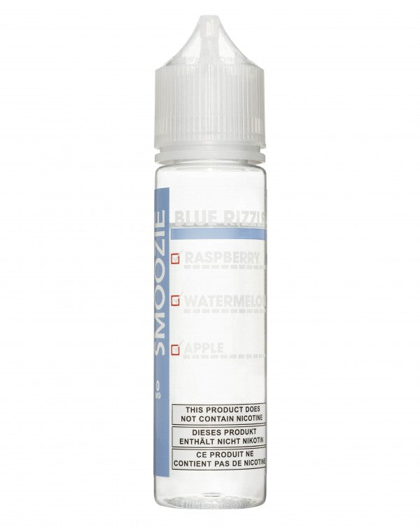 Blue Rizzle 50ml By Smoozie