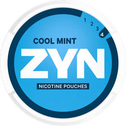 ZYN Cool Mint 6mg Mini Strong