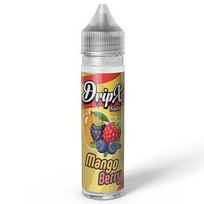 Mango Berry 50ml by DripX Vapour