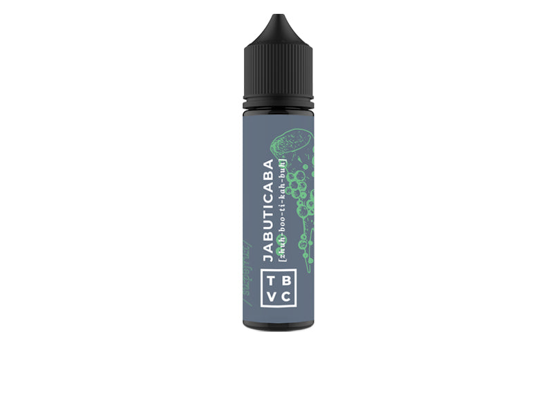 Jabuticaba 50ml By The Boring Vape Co