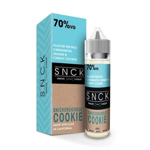 Snickerdoodle Cookie 50ml By SNCK