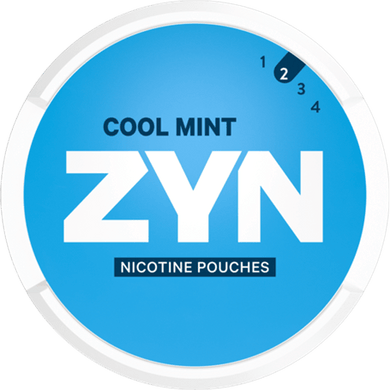 ZYN Cool Mint 3 mg Mini Normal