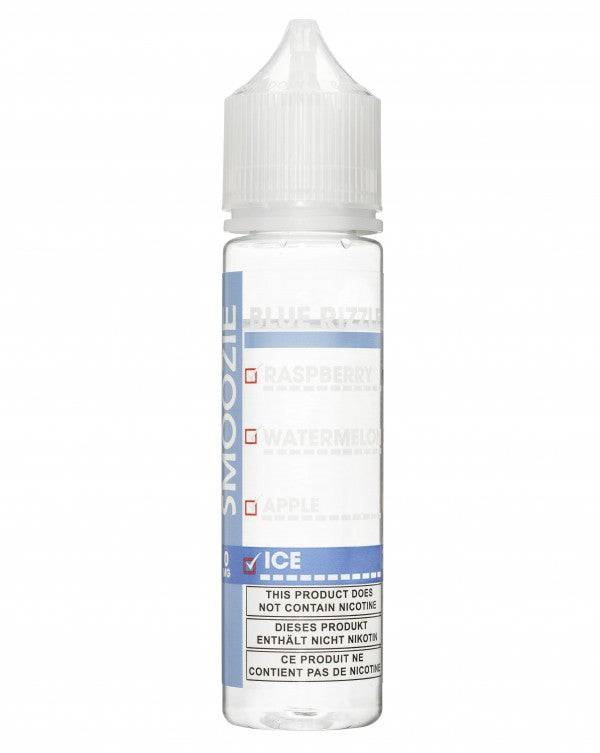 Blue Rizzle Ice 50ml By Smoozie