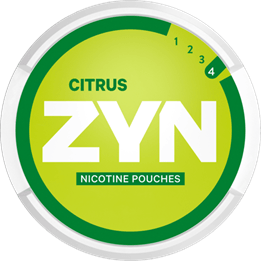 ZYN Citrus 6mg Mini Strong