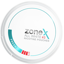 ZoneX Fresh Mint #3 Slim Strong