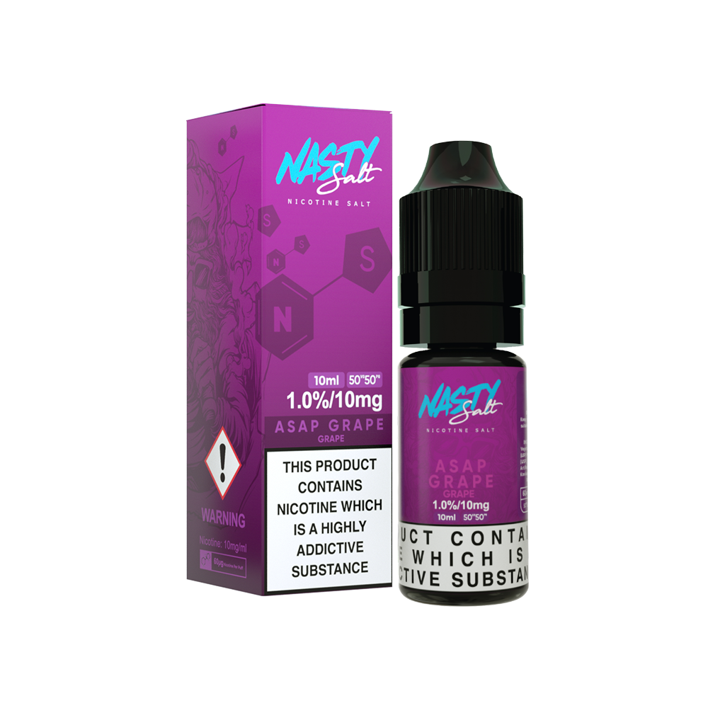 Nasty Salts A$AP Grape 20mg by Nasty Juice