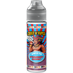 Strawberry Sherbet 50ml By Chief of Vapes