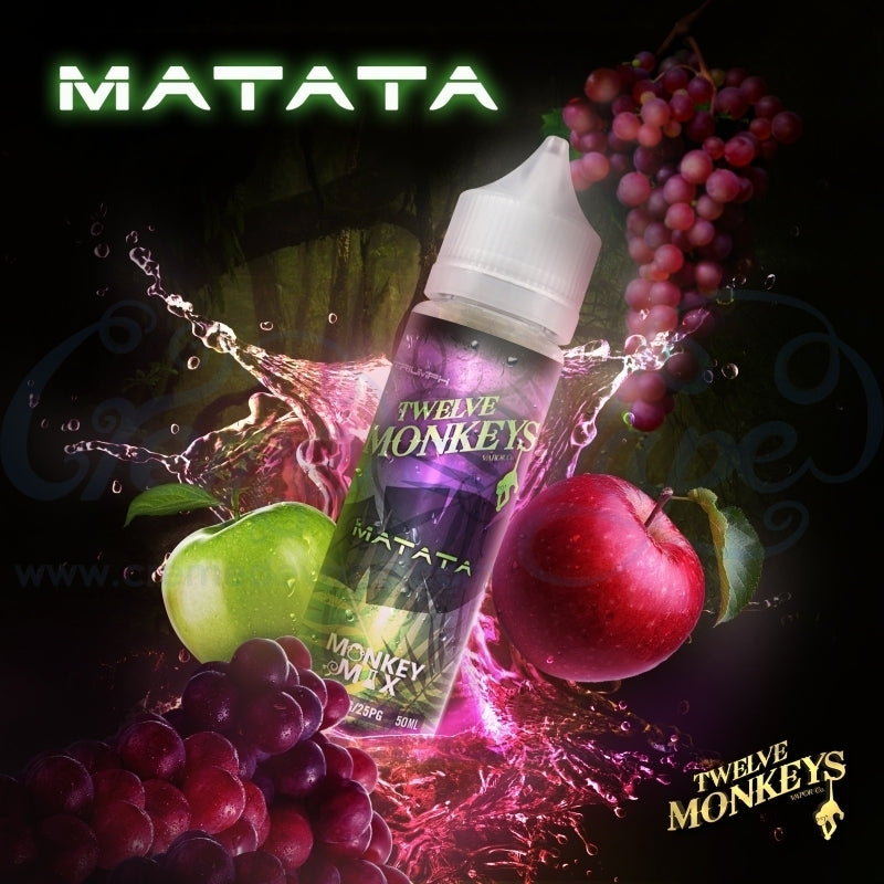 Matata 50ml By Twelve Monkeys