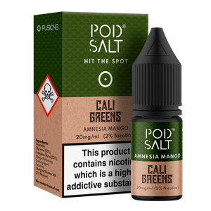 Amensia Mango NS20 By Pod Salt