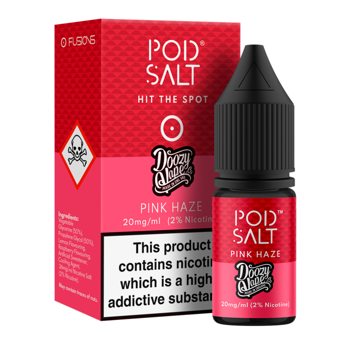 Pink Haze NS20 By Pod Salt
