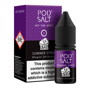 Summer Syrup NS20 By Pod Salt